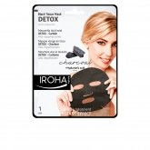 Iroha Nature Detox Black Tissue Mask 1 Einheit