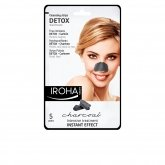 Iroha Nature Detox Nose Strips Remove Blackheads 5 Units
