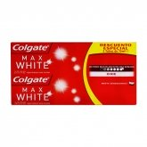 Colgate Max White One Pasta De Dientes 2x75ml