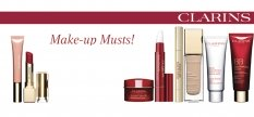 Clarins trends and star products