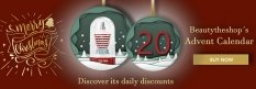 BeautyTheShop's Advent Calendar. Discover its daily discounts
