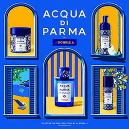 Retrouve le parfum de la Méditerranée avec la collection limitée Acqua di  Parma La DoubleJ   BeautyTheShop - Acheter des Parfums et Cosmétiques en  ligne