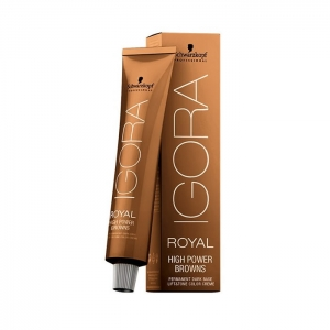 IGORA ROYAL HIGH POWER BROWNS