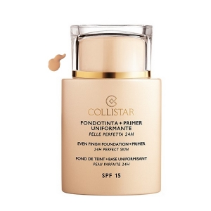 EVEN FINISH FOUNDATION + PRIMER SPF15
