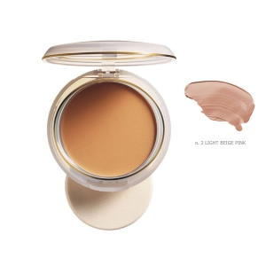 CREAM-POWDER COMPACT FOUNDATION
