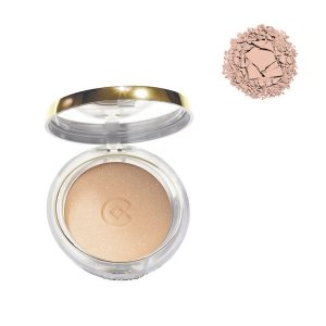 SILK-EFFECT COMPACT POWDER