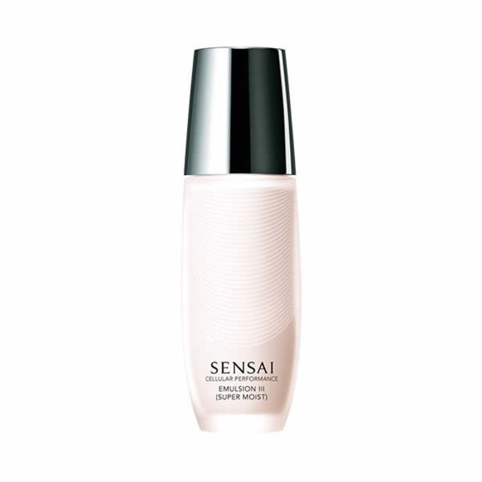 sensai silk emulsion super moist