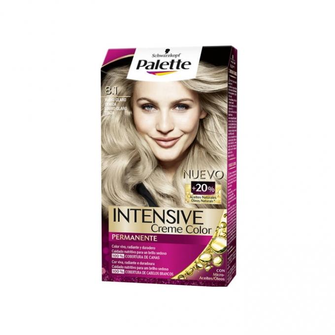 schwarzkopf palette hårfärg