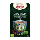 Yogi Tea Chai Verde 30g 17 Bolsitas