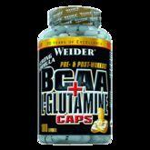 Weider Bcaa L-Glutamine 180 Caps