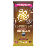 Plamil So Free Chocolate Expreso Intenso 72 80g Sin Azucar