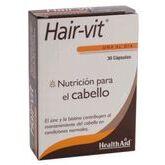 Health Aid Hair Vit 30 Comp