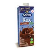 Riso Scotti Scotti Bebida Bio Arroz y Chocolate 1l