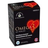 El Natural Omega-3 60 Perlas