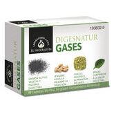 El Natural Digesnatur Gases 650 Mg X 48 Caps