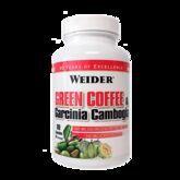 Weider Green Coffee y Garcinia Cambogia 90 Caps