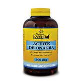 Nature Ess Aceite De Onagra 500 Mg 10 Gla 400 Perlas