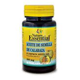 Nature Ess Aceite De Semilla Calabaza 500 Mg 50 Perlas
