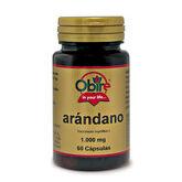 Obire Arandano 1000 Mg 60 Caps