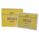 Zeus Inmuno-5 Max 7 Gramos X 7sobres