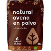 Natural Athlete Natural Avena En Polvo Chocolate Bio 1 Kg