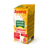 Naturgreen Bebida Avena Calcium 200ml