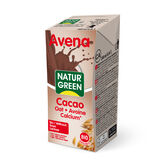 Naturgreen Naturgeen Bebida Avena Chocolate 200ml