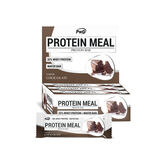 Pwd Nutrition Barrita Chocolate Protein Meal 35g Sin Azucar Añadido