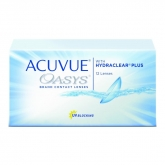 Acuvue Oasys Hydraclear Contact Lenses 2 Weeks Replacement -2.00 BC/8.4 12 Units
