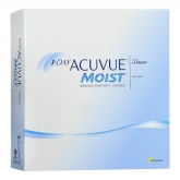 Acuvue Moist Contact Lenses 1 Day Replacement  90 Units