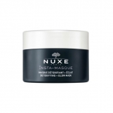 Nuxe Insta-Masque Detoxifying + Glow Mask Rose And Carbon 50ml