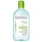 Bioderma Sebium H2o Micelle Solution Combination Or Oily Skin 250ml