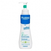 Mustela Baby Cleansing Gel With Cold Cream Nutri Protective 300ml