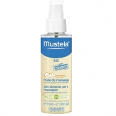 Mustela Bébé Massage Oil 110ml