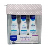 Mustela My Basic Gray Toilettry Bag Set 5 Pieces 2018