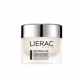 Lierac Deridium Crema Hidratante Corrección Arrugas Pieles Normales A Mixtas 50ml