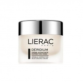 Lierac Déridium Wrinkle Correction Moisturizing Cream Normal Skin 50ml