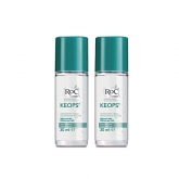 Roc Keops Roll On Deodorant 2x30ml