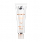 Roc Soleil Protect Anti Shine Mattifying Fluid Spf30 50ml