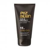 Piz Buin Tan And Protect Tan Intensifying Sun Lotion Spf15 150ml