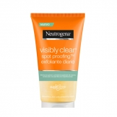 Neutrogena Visibly Clear Smoothing Scrub Oil Free 150ml