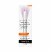 Neutrogena Visibly Clear Light Therapy Targeted Acne Treatment