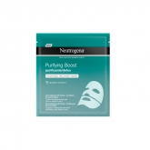Neutrogena Purifying Boost Hidrogel Recovery Mask  30ml