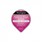 Neutrogena Radiance Boost Express Facial Cream Mask 10ml