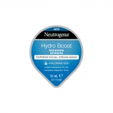 Neutrogena Hydro Boost Hydrogel Express Facial Cream Mask 10ml