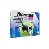 Frontline Tri-Act 10-20kg 3 Pipette x2ml