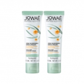 Jowaé Hand And Nail Nourishing Cream 2x50ml