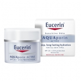 Eucerin Aquaporin Active With Spf25 And UVA Protection For All Skin Types 50ml