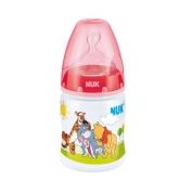 Nuk Bottle First Choice Winnie The Pooh Latex S1 1 M (milk) 0 to 6 Months 150ml