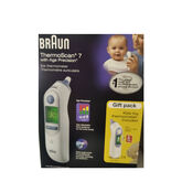 Braun Thermoscan7 Age Precision Irt6520+Gif Pack